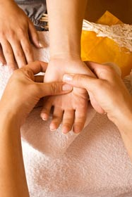 Handmassage in Wächtersbach